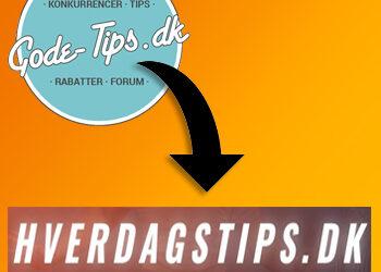 Ejerne fra Gode-Tips.dk fortsætter på nyt projekt i form af Hverdagstips.dk 👌🏻🇩🇰