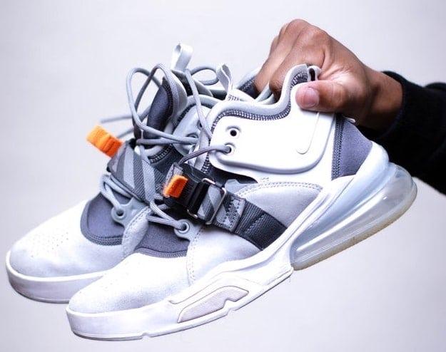 Hvide Nike Sneakers
