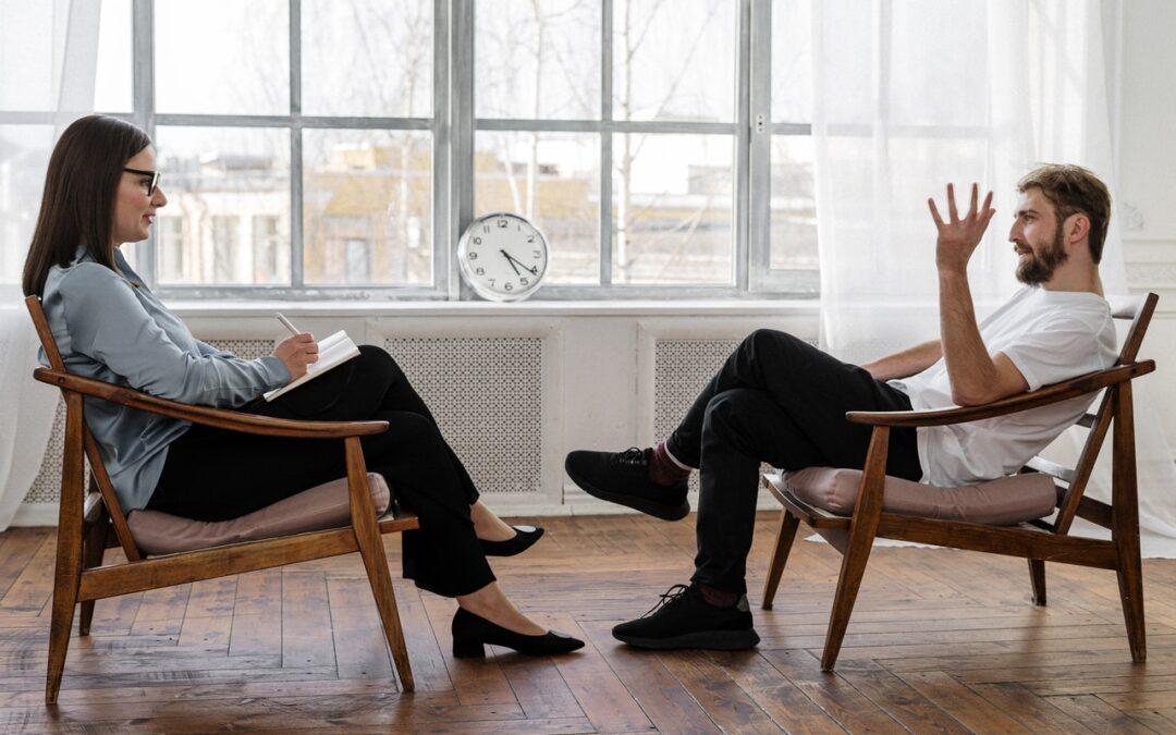 Sådan kan psykoterapi hjælpe dig